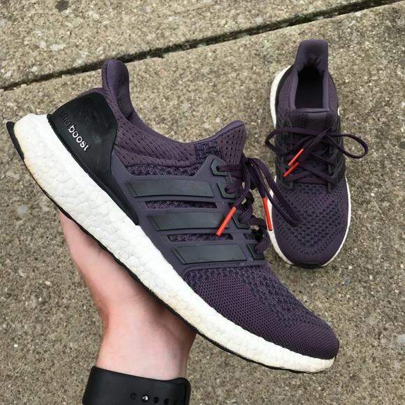 adidas Shoes | Ash Purple Ultra Boost